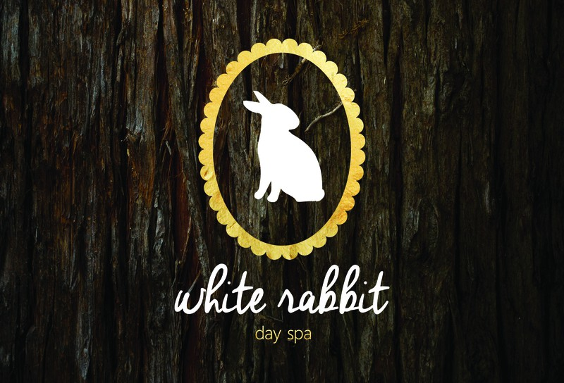 Image result for white rabbit day spa
