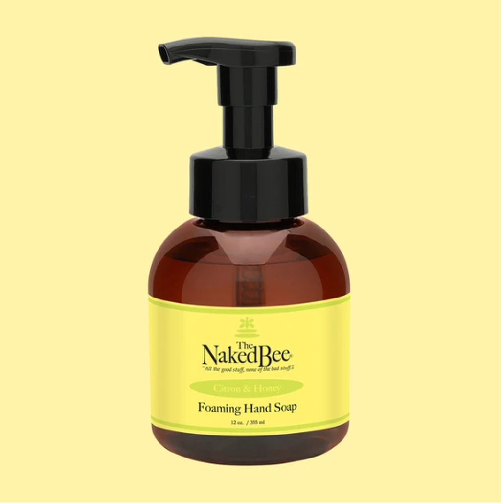 The Naked Bee Foaming Hand Soap